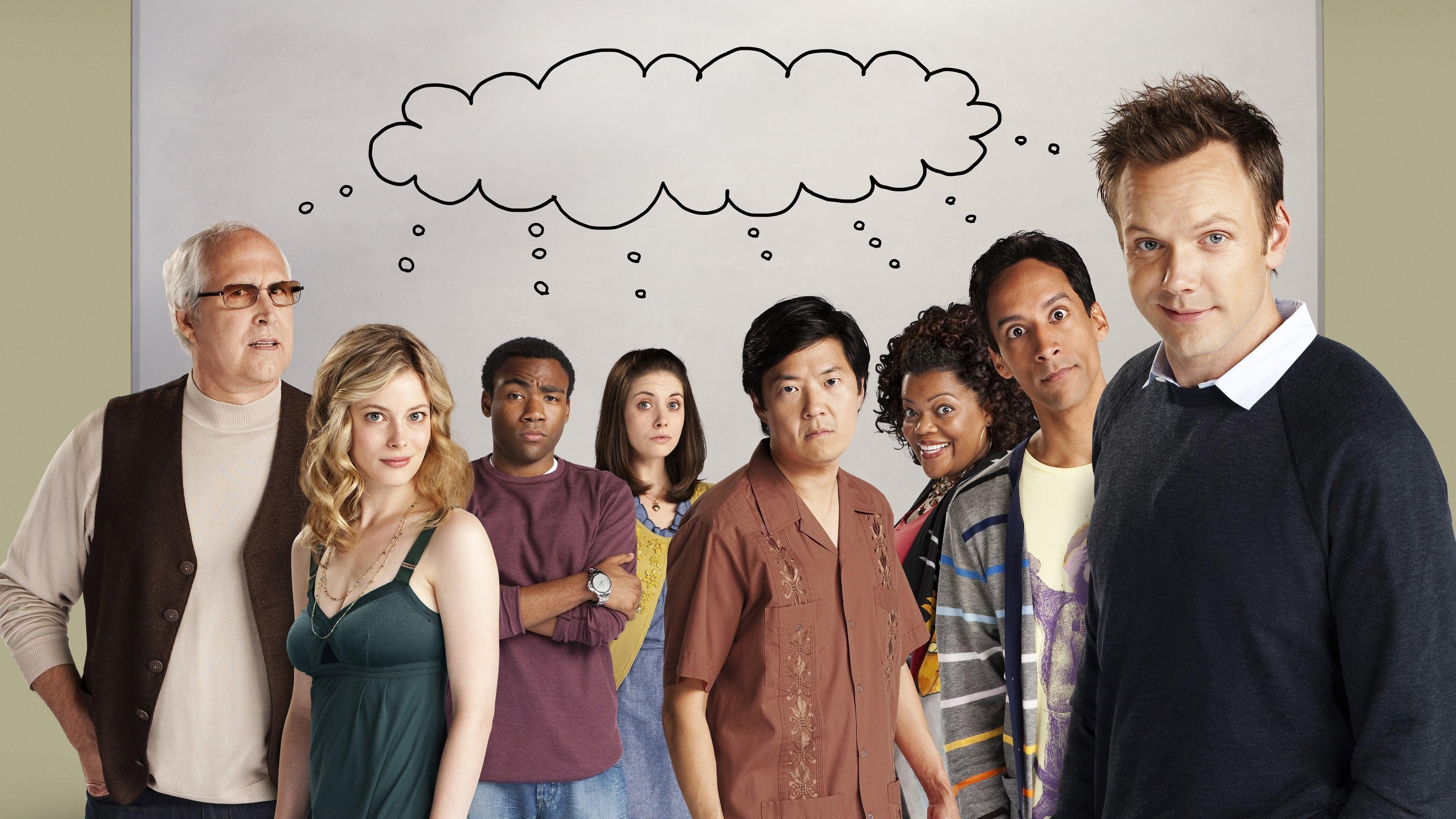 Yahoo saves 'Community' for sixth season