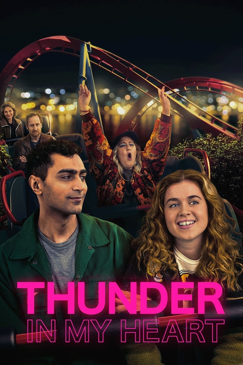 Thunder in My Heart TV Shows About Friendship