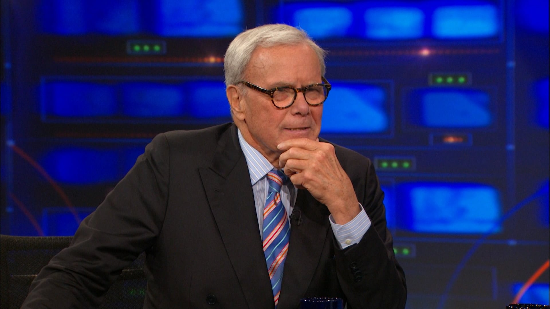 The Daily Show with Trevor Noah Season 20 :Episode 105  Tom Brokaw