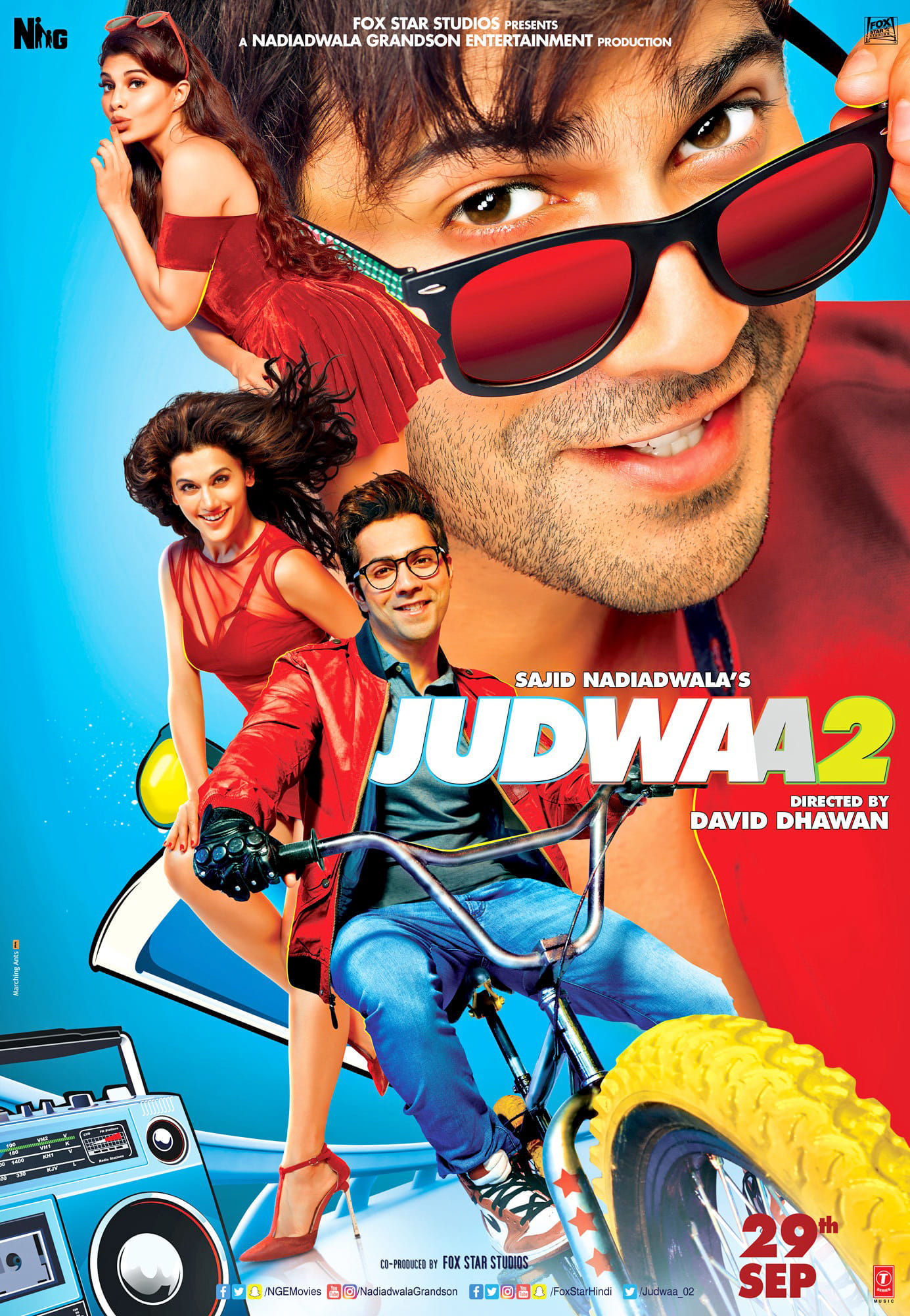 Twins 2 a.k.a Judwaa 2 (2017)