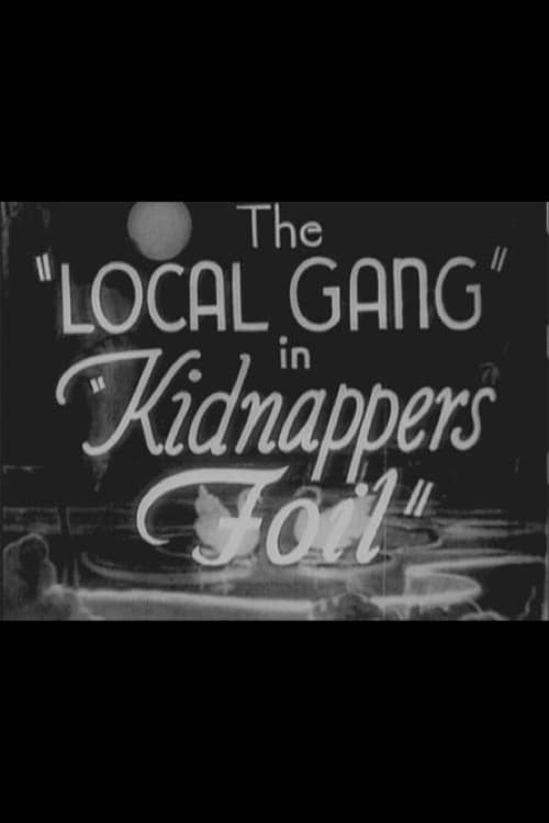 The Kidnappers Foil (1930)