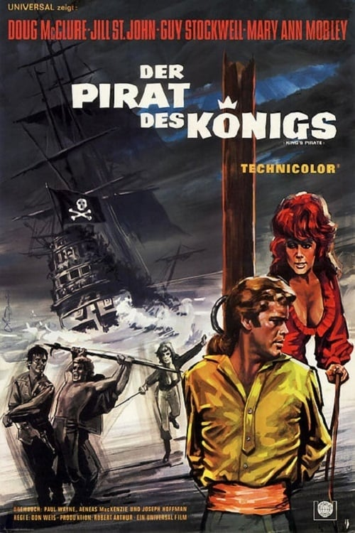 The King's Pirate (1967)