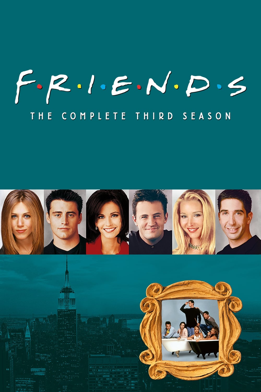 Friends Season 3