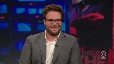 The Daily Show with Trevor Noah Season 18 :Episode 113  Seth Rogen