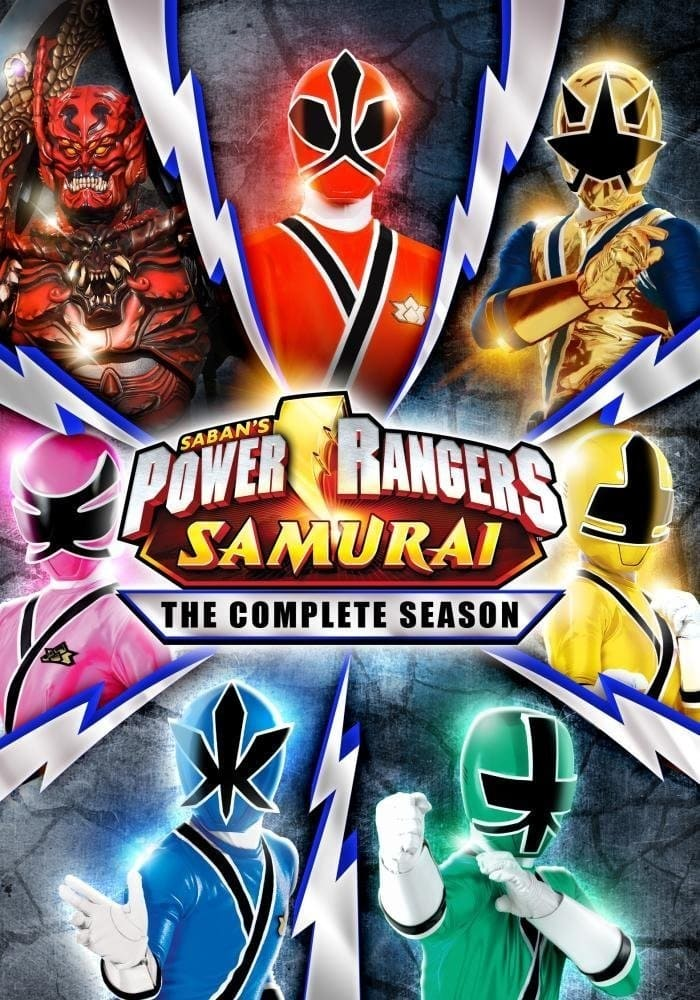 Power Rangers Season 18