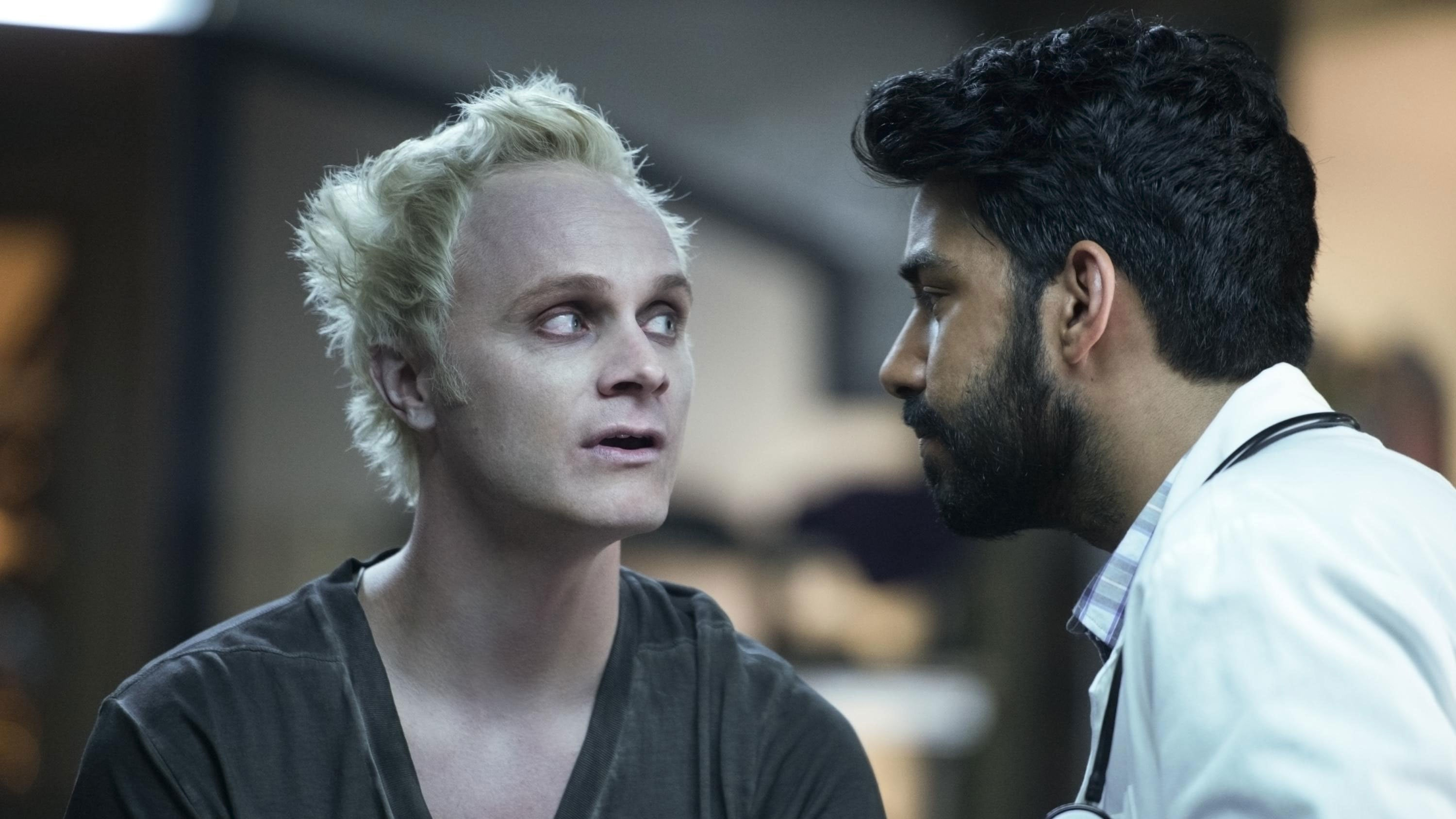 iZombie Season 1 :Episode 2  Brother, Can You Spare a Brain?