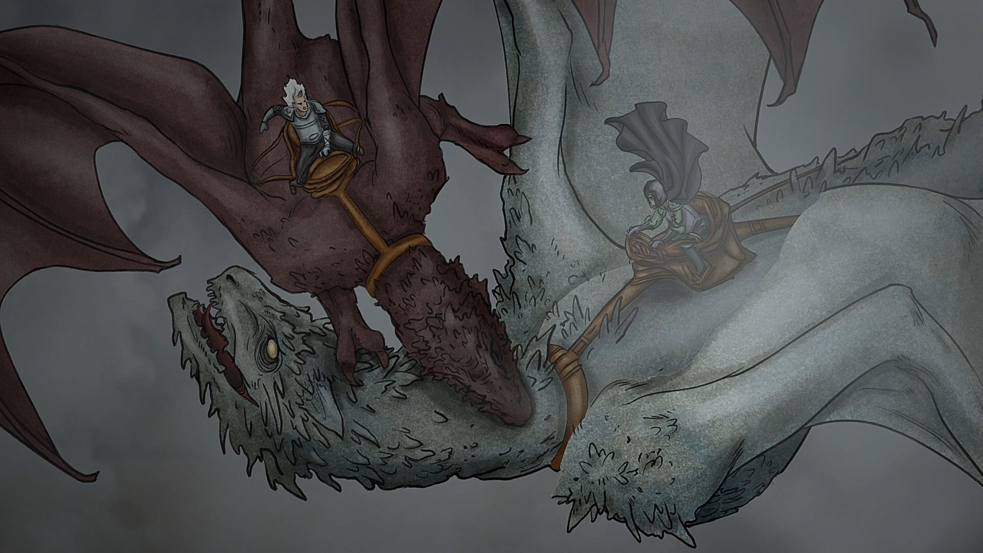 Game of Thrones Season 0 :Episode 145  Histories & Lore: The Dance of Dragons