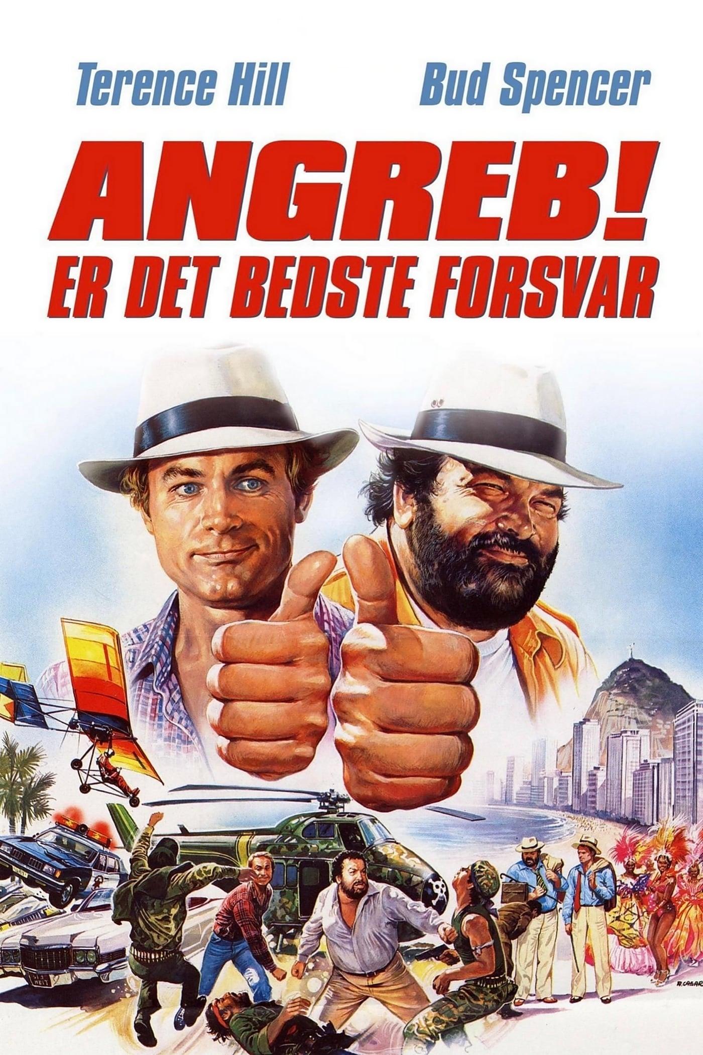 Poster and image movie Film Substituire cu bucluc - Non c'è due senza quattro - Double Trouble - Non c'è due senza quattro -  1984