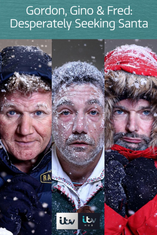 Gordon, Gino and Fred: Desperately Seeking Santa (2020)