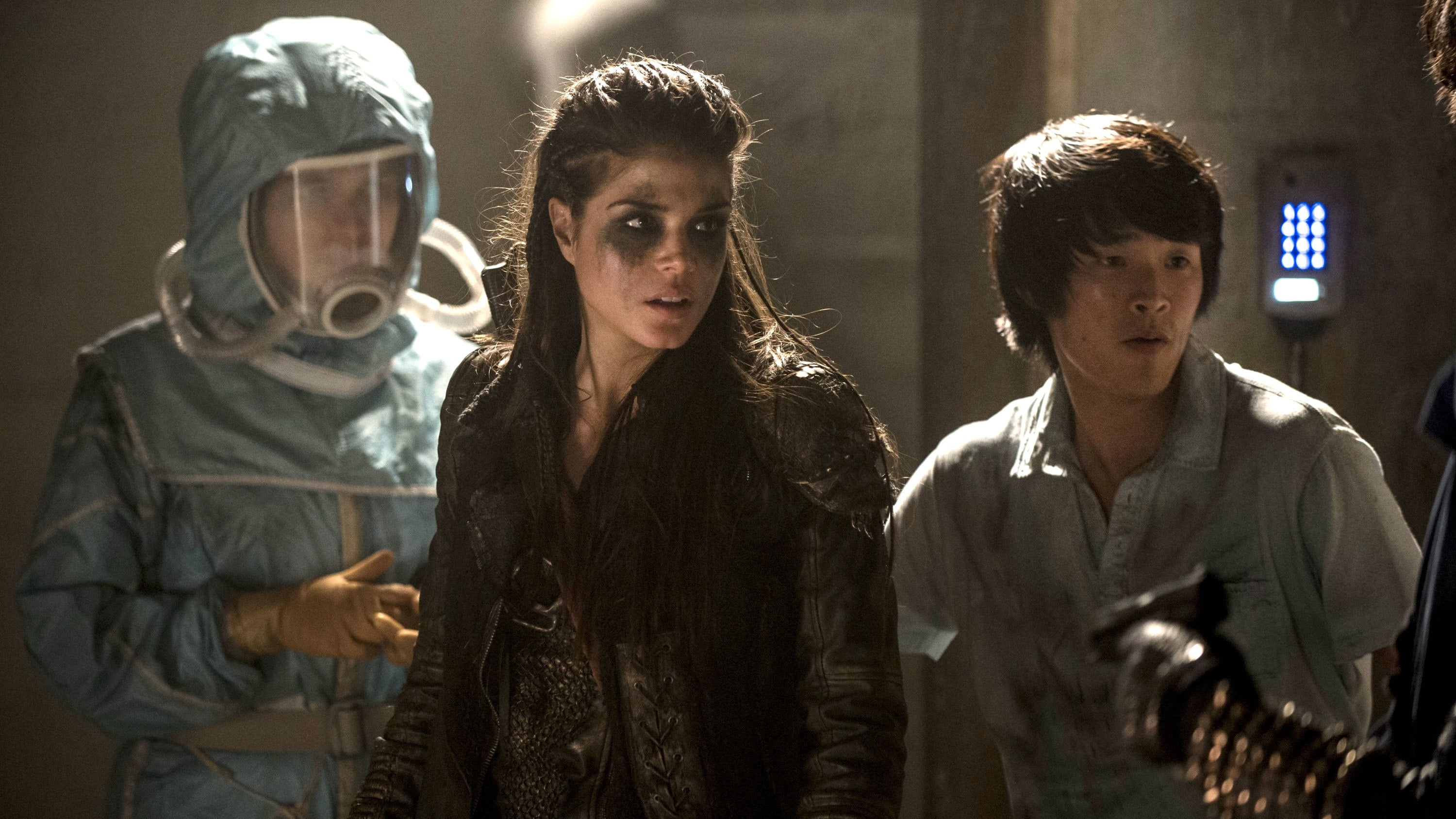 The 100 Season 2 :Episode 16  Das gelobte Land