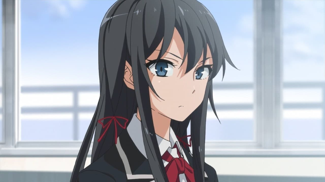 My Teen Romantic Comedy SNAFU Season 1 :Episode 1  Youth Romantic Comedy is Wrong, as I Expected
