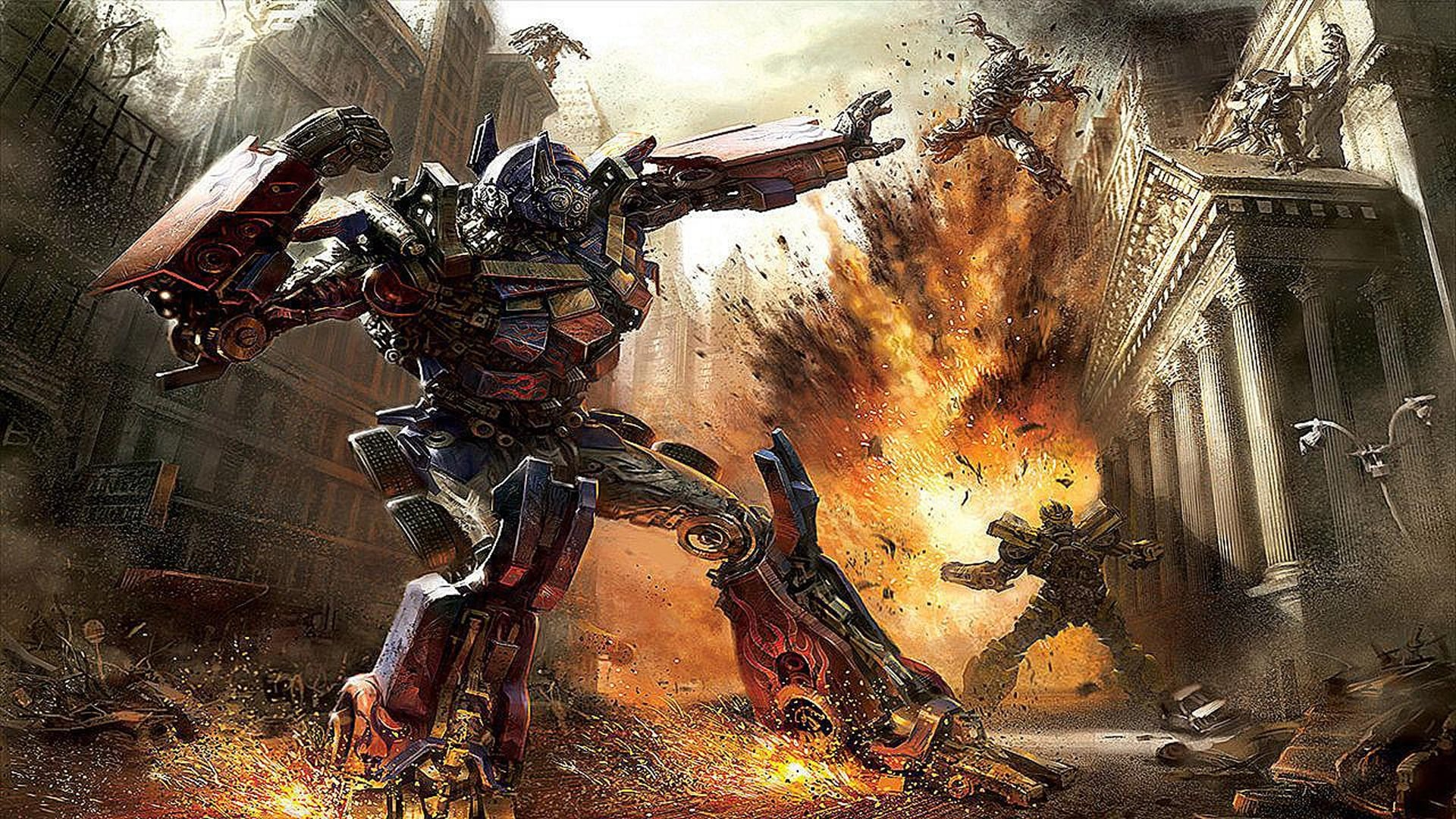 Transformers: Beginnings (2006)