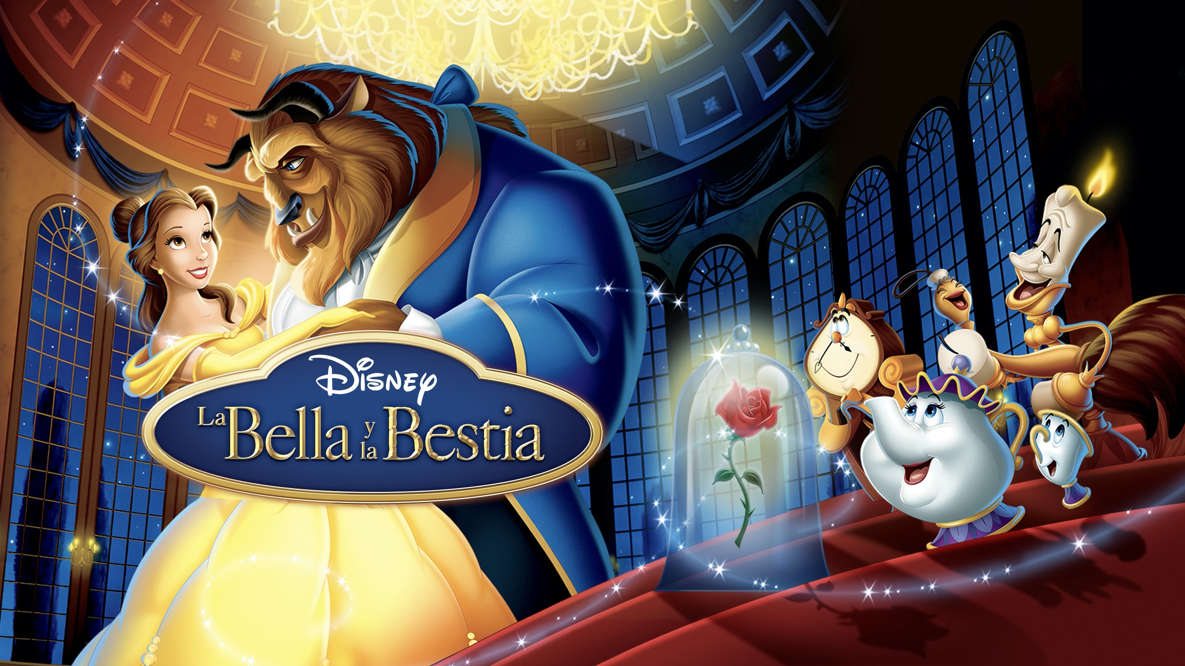 Watch Beauty and the Beast (1991) Full Movie Online Free ...