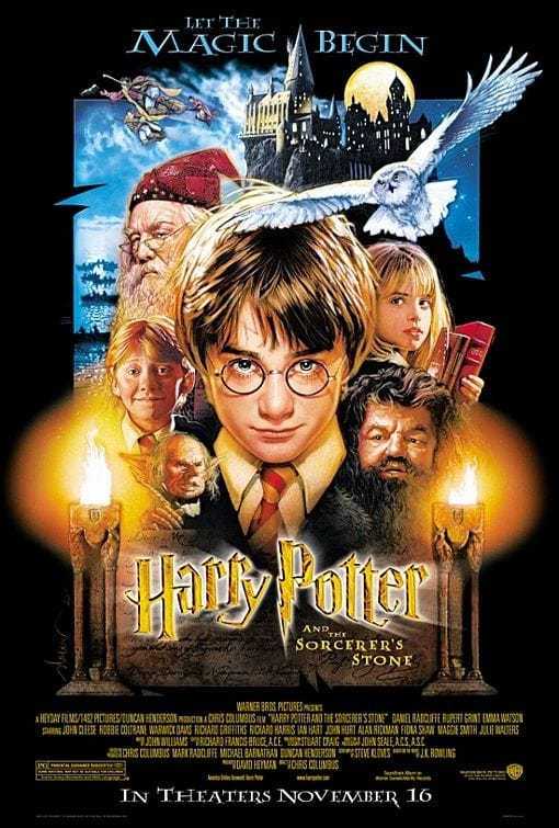 Ver Harry Potter and the Sorcerer's Stone Online HD Español ()