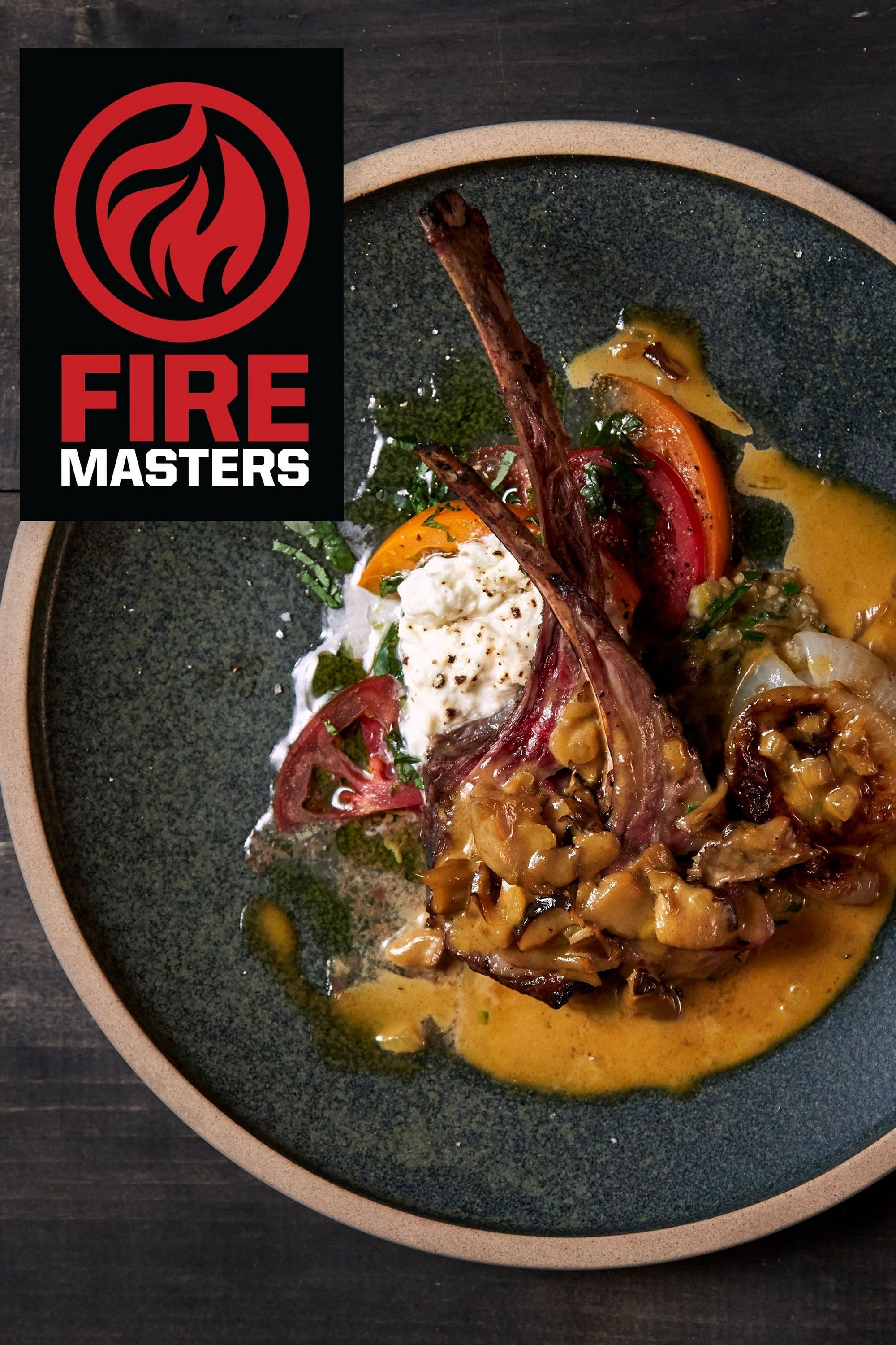 Fire Masters TV Shows About Cooking Competition