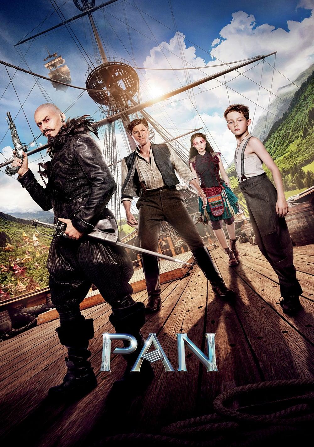 Plakat Pan