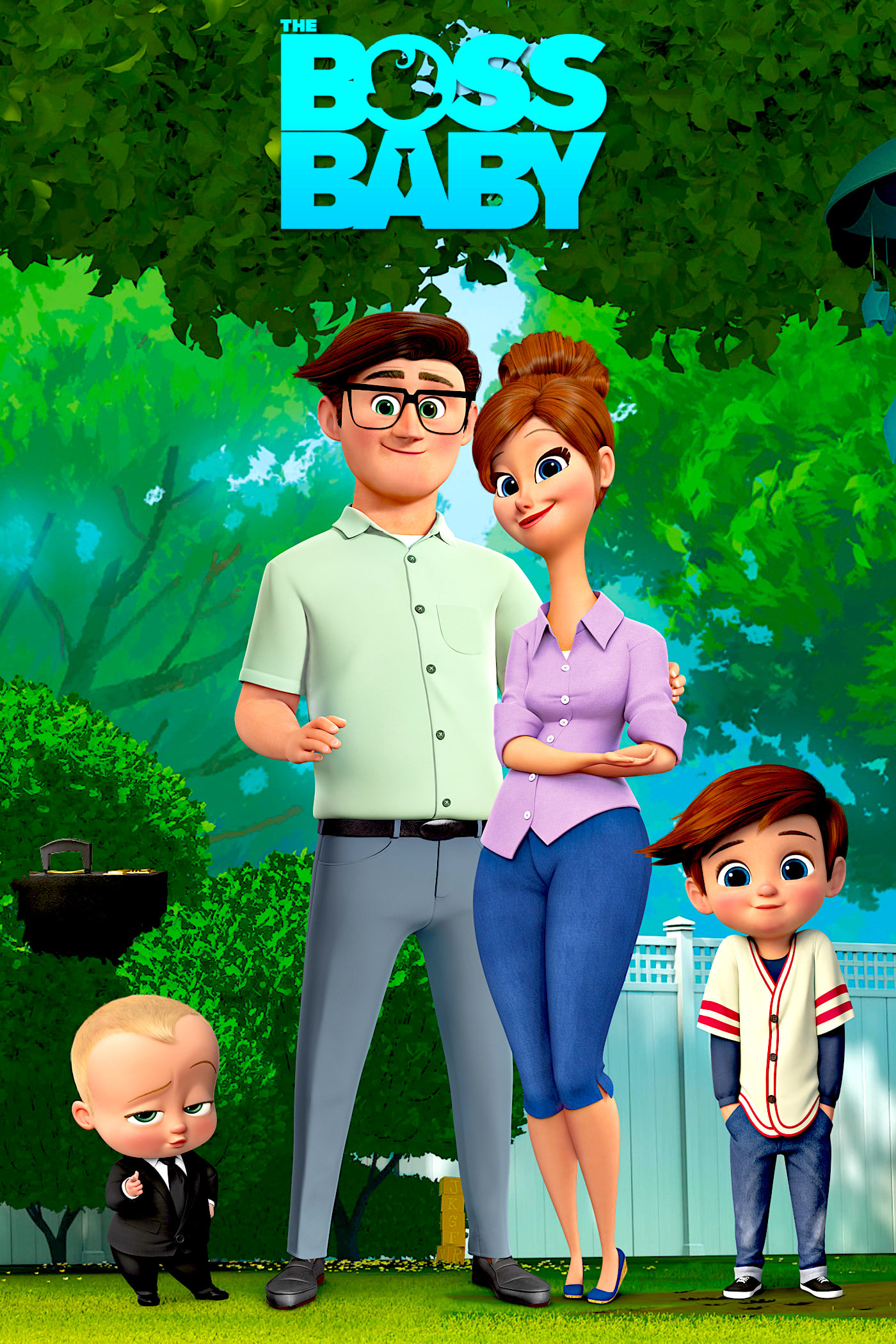 The Boss Baby 2017 Posters The Movie Database Tmdb