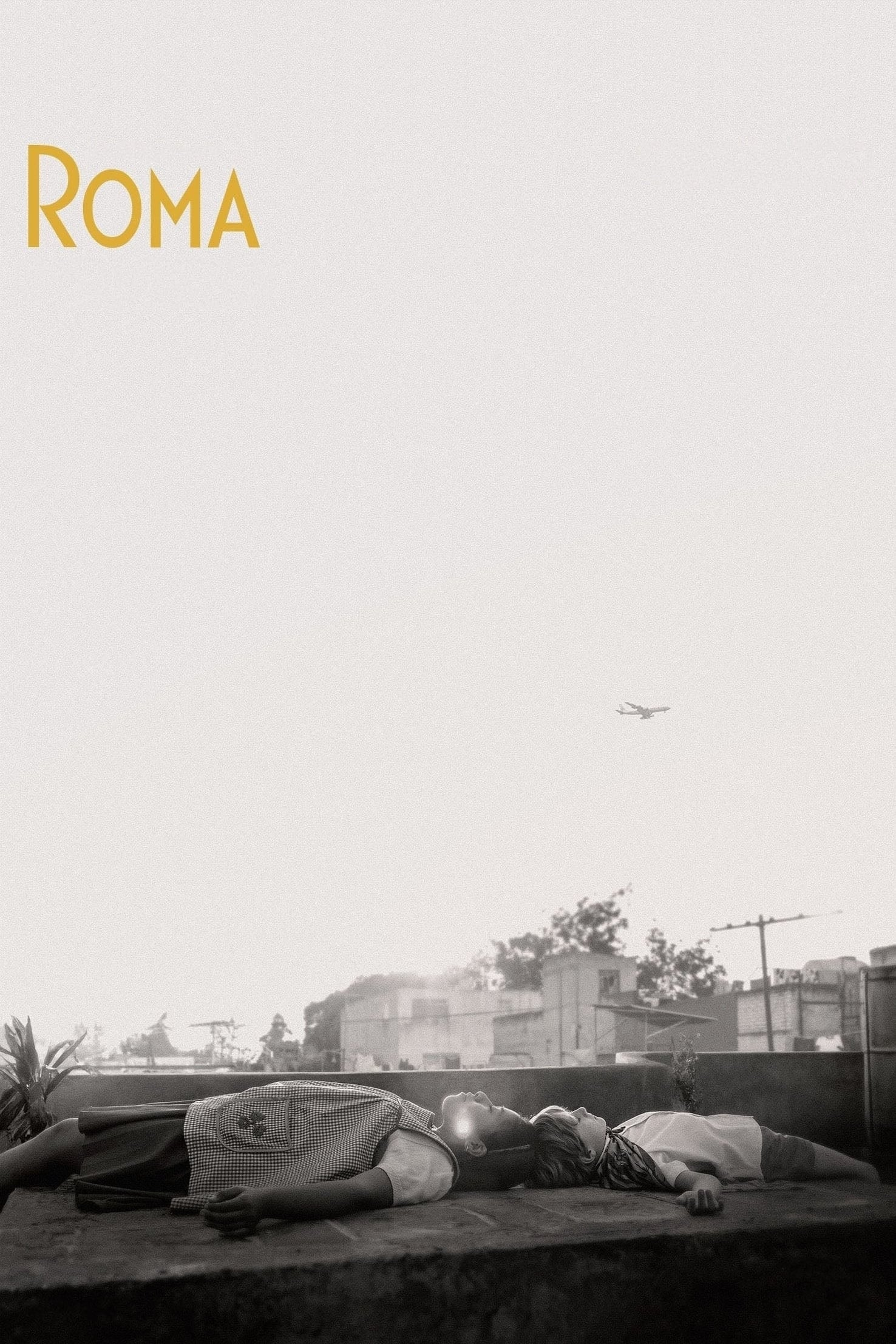 Poster and image movie Film Roma - Roma 2018