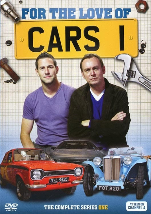For the Love of Cars (2014)