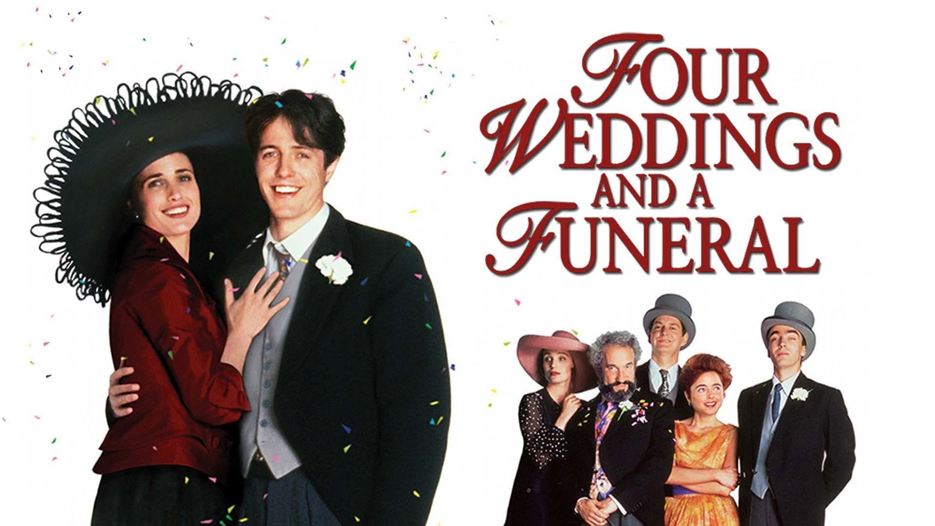 Four Weddings And A Funeral Gallery: Four Weddings And A Funeral (1994) 123 Movies Online