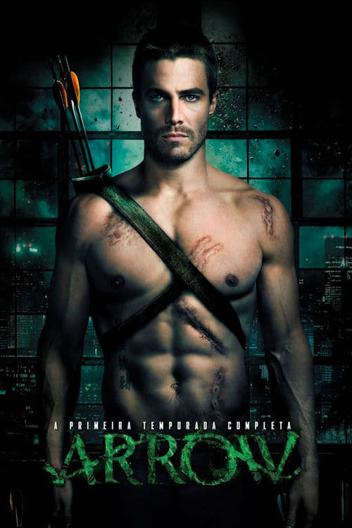 Arrow 1° Temporada BluRay 720p Dual Áudio Legendado Torrent Download (2012)