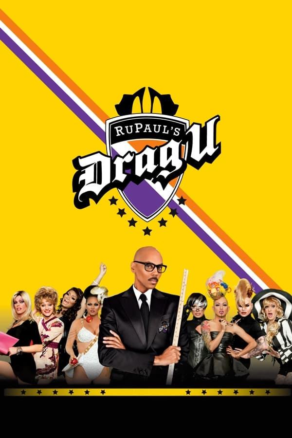 RuPaul's Drag U (2010)