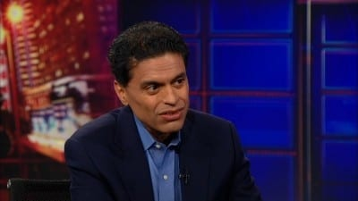 The Daily Show with Trevor Noah Season 17 :Episode 127  Fareed Zakaria