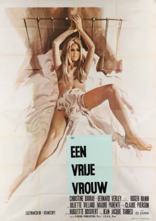 Ver Erotic Love-Games Online HD Español (1971)