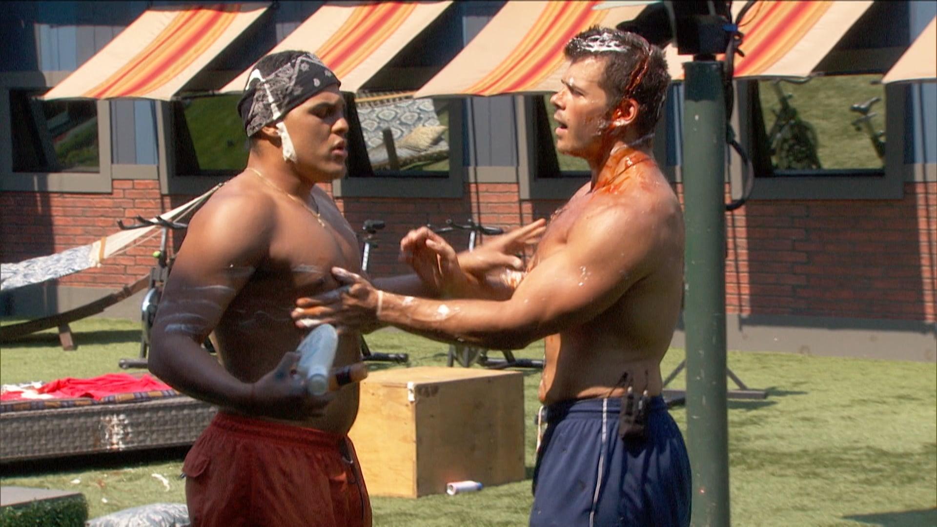 Big Brother Season 19 :Episode 11  Den of Temptation #3; Live Eviction #3