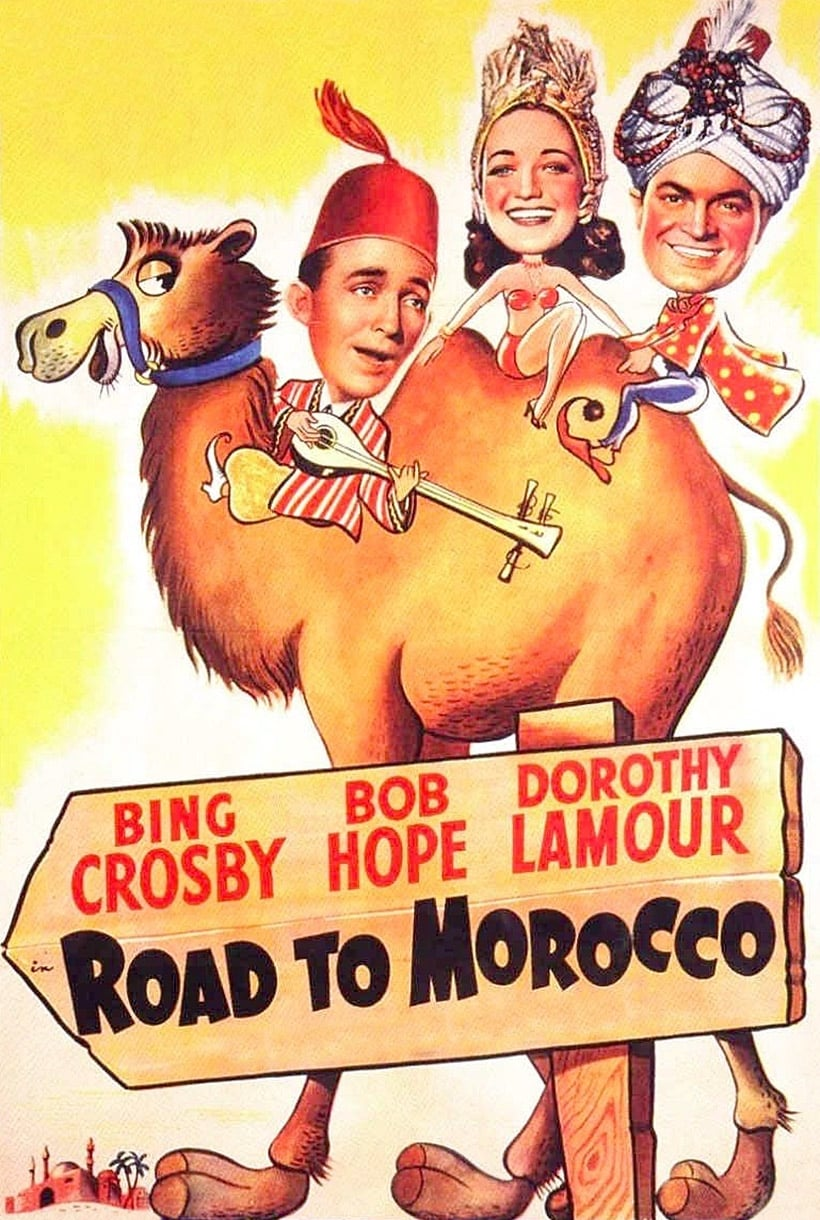 Road to Morocco (1942)