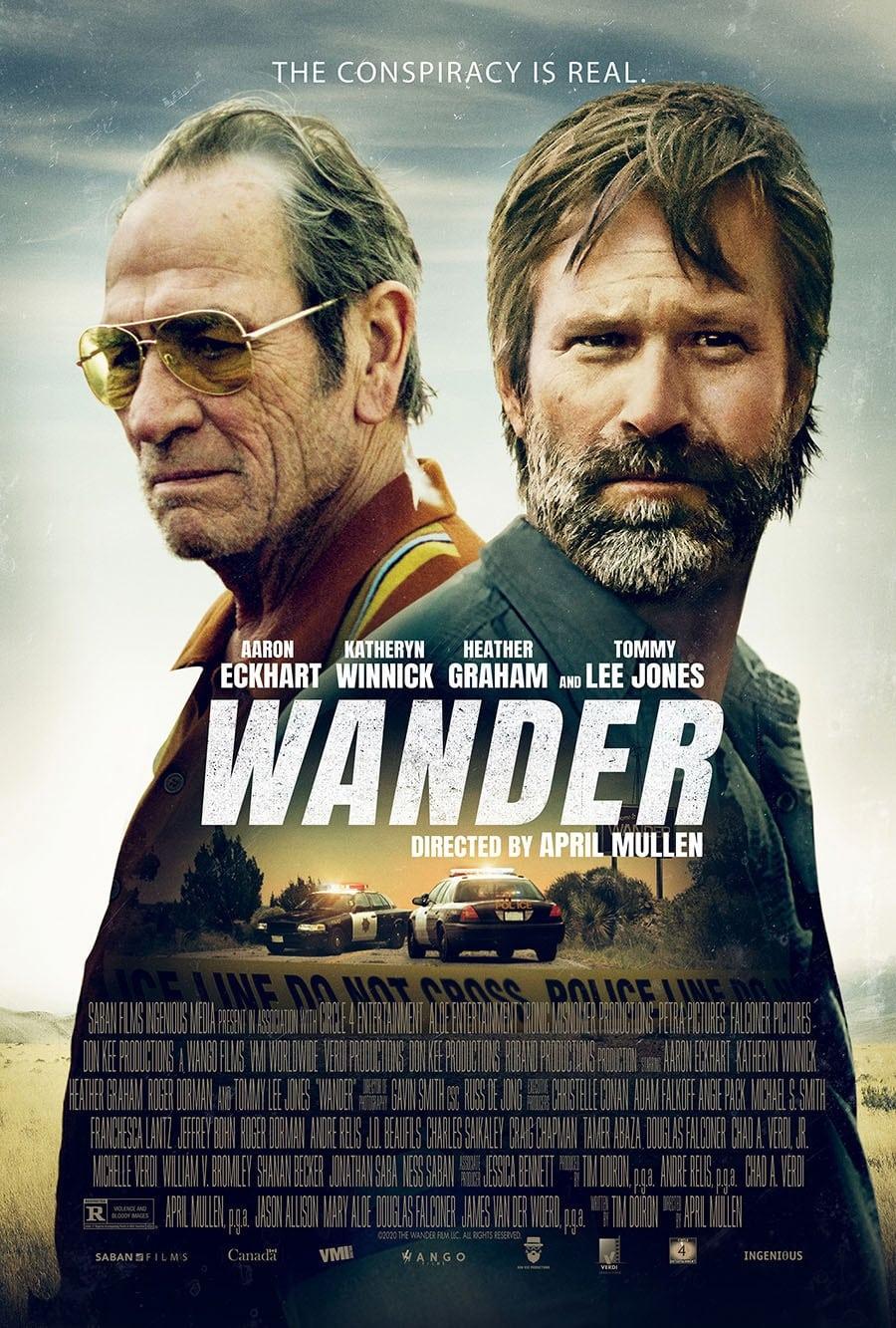 Image Wander