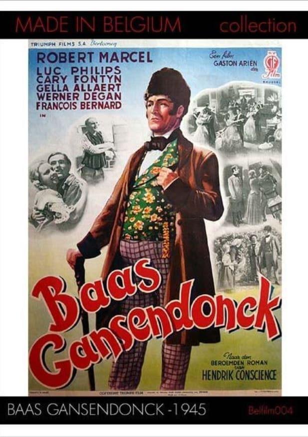 Ver Baas Gansendonck Online HD Español (1945)