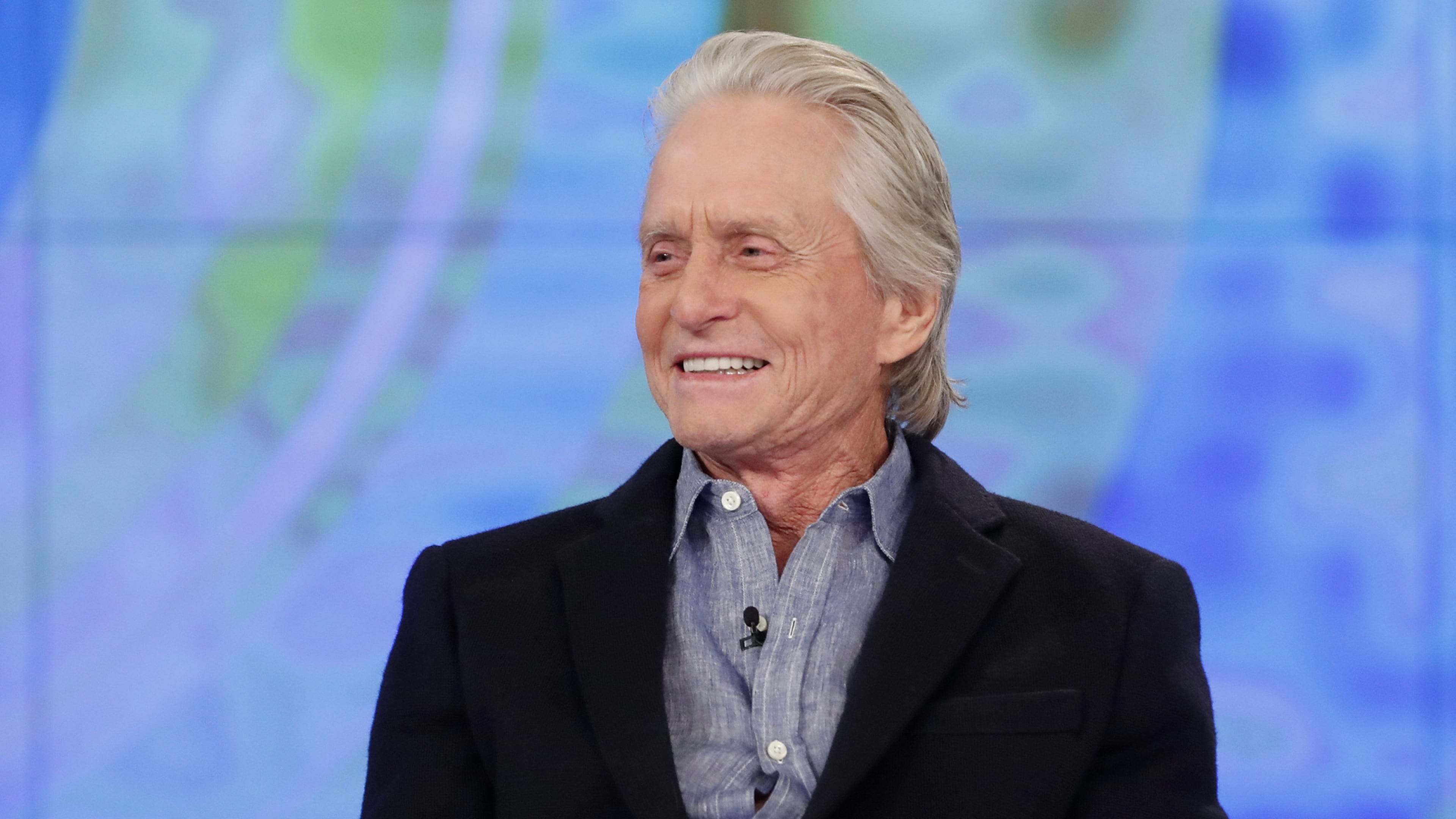 The View Season 23 :Episode 38  Michael Douglas