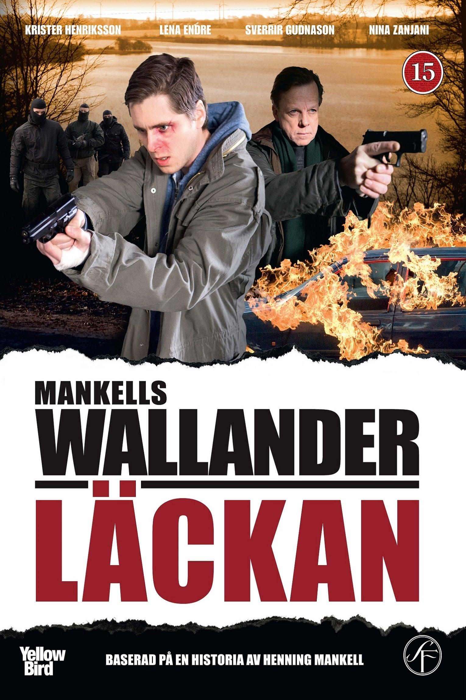 Wallander 20 - Läckan (2009)