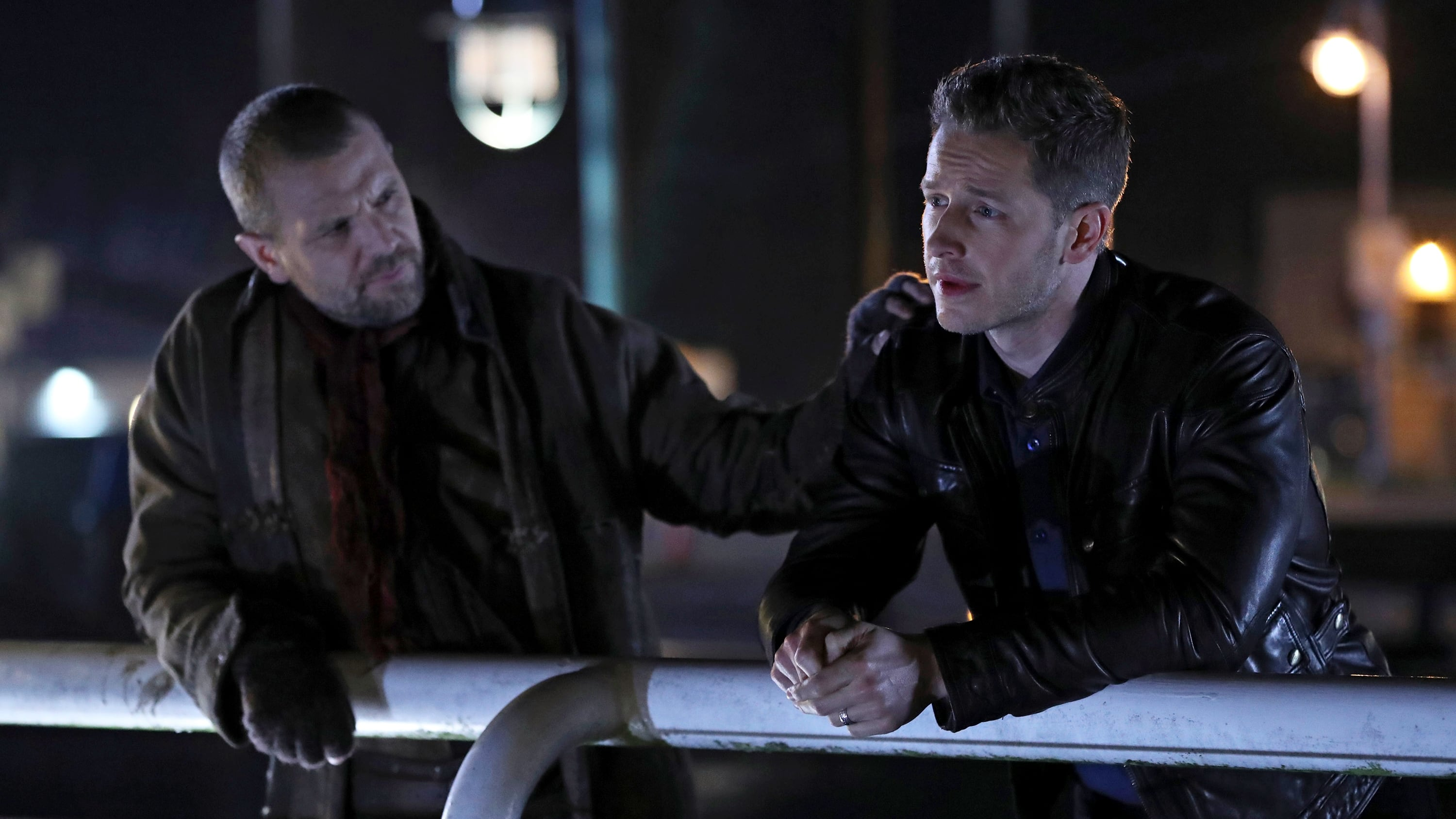 Once Upon a Time Season 6 :Episode 12  Murder Most Foul
