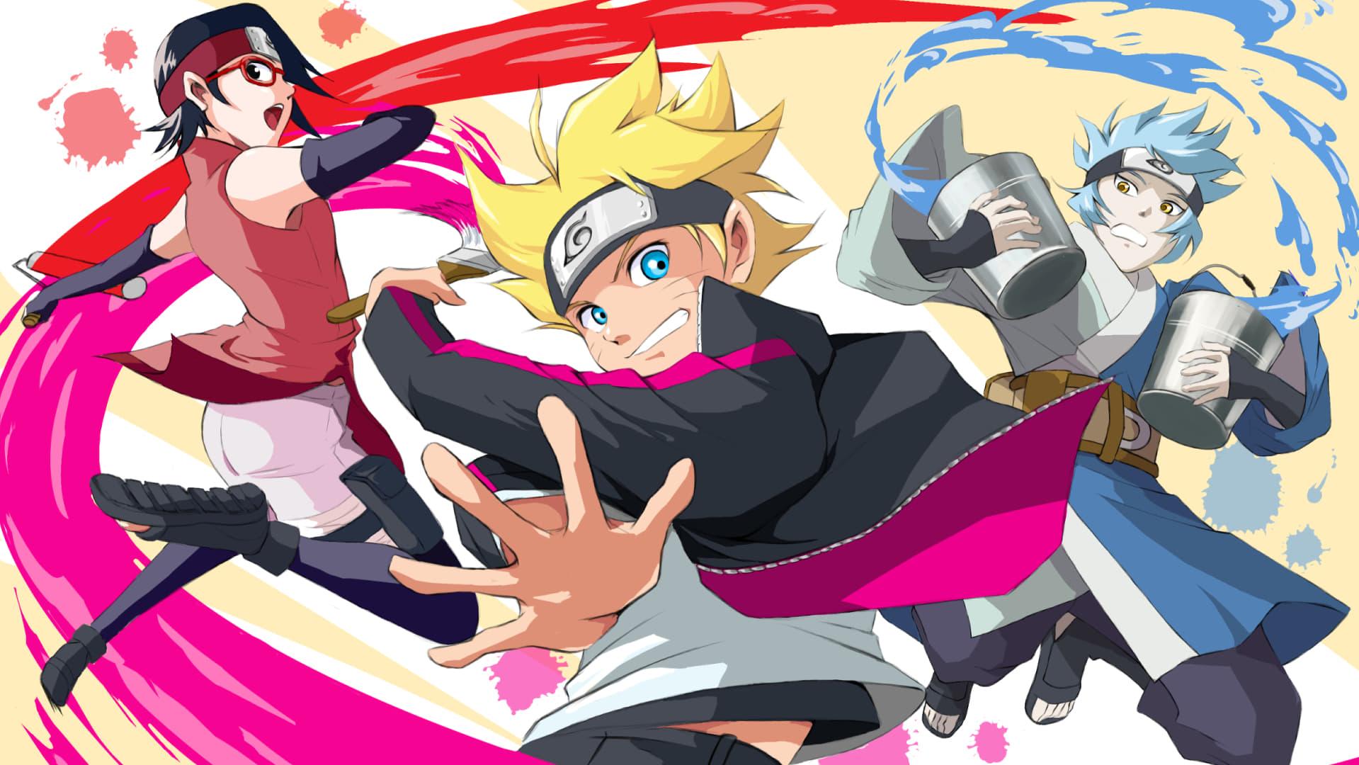Boruto: Naruto Next Generations Trailer