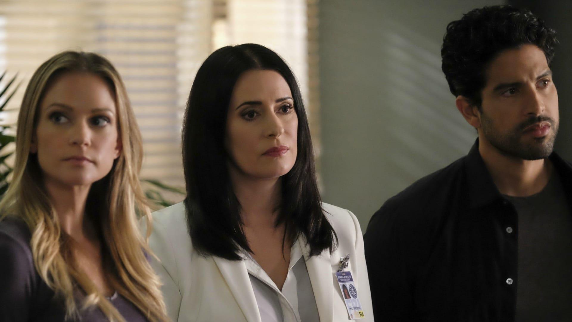 Criminal Minds Season 12 :Episode 3  Taboo