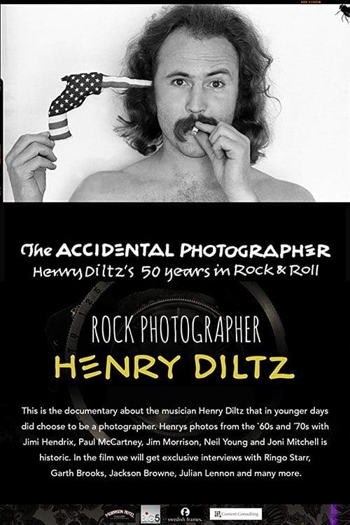 The Accidental Photographer-Henry Diltz (2017)