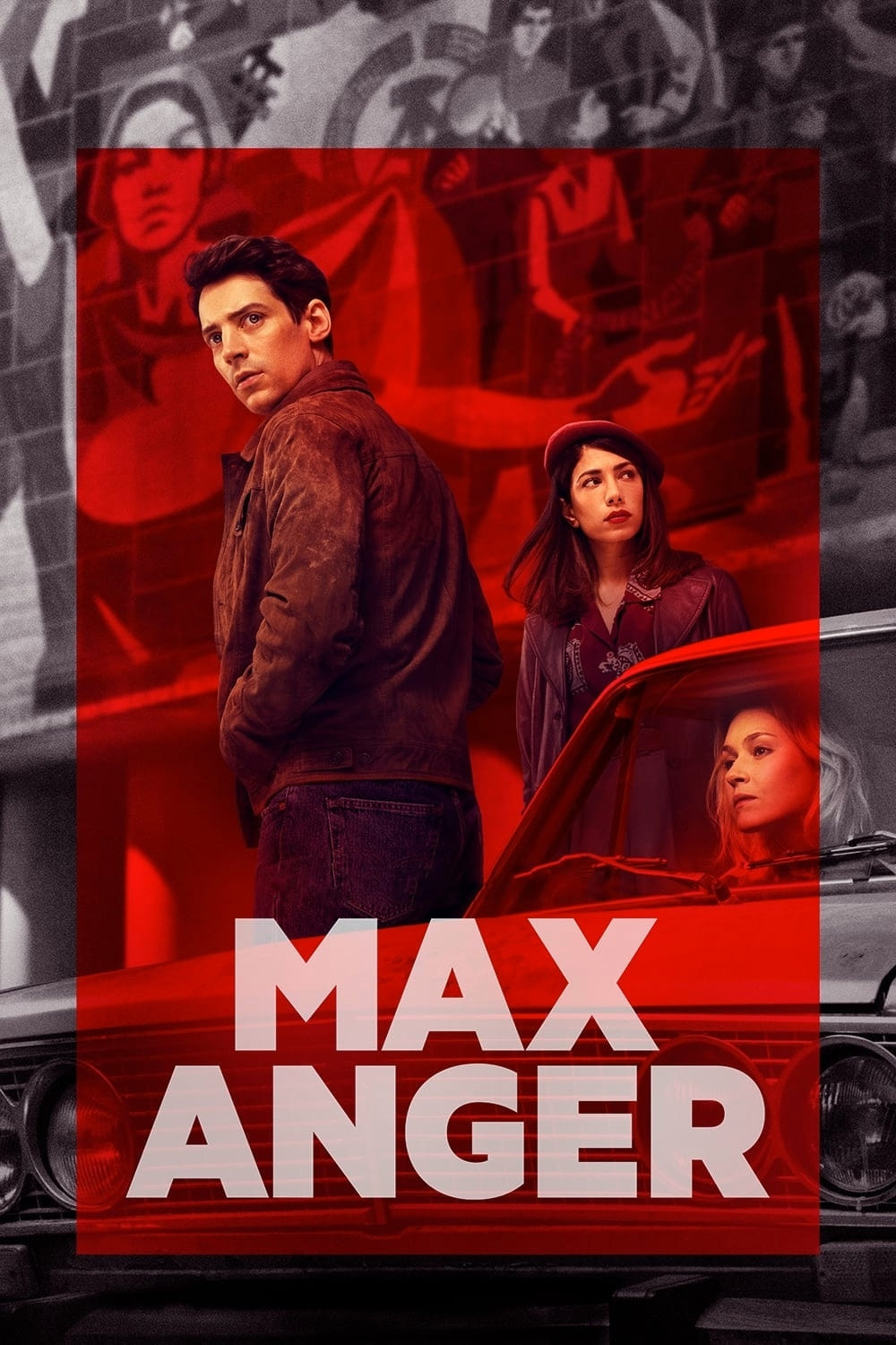 Max Anger - With One Eye Open TV Shows About Spy
