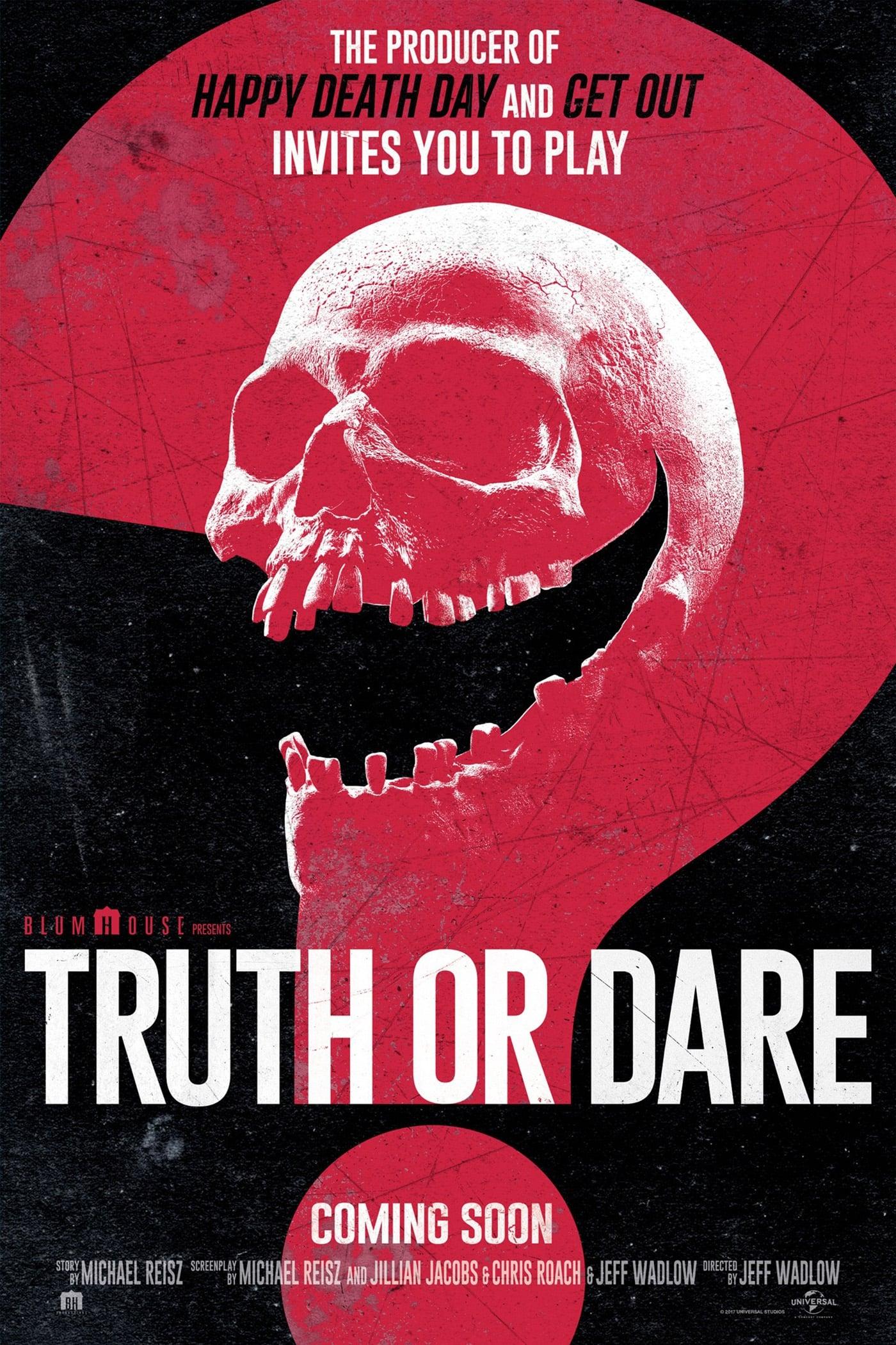 TIESA ARBA DRĄSA / Truth or Dare (2018) žiūrėti online