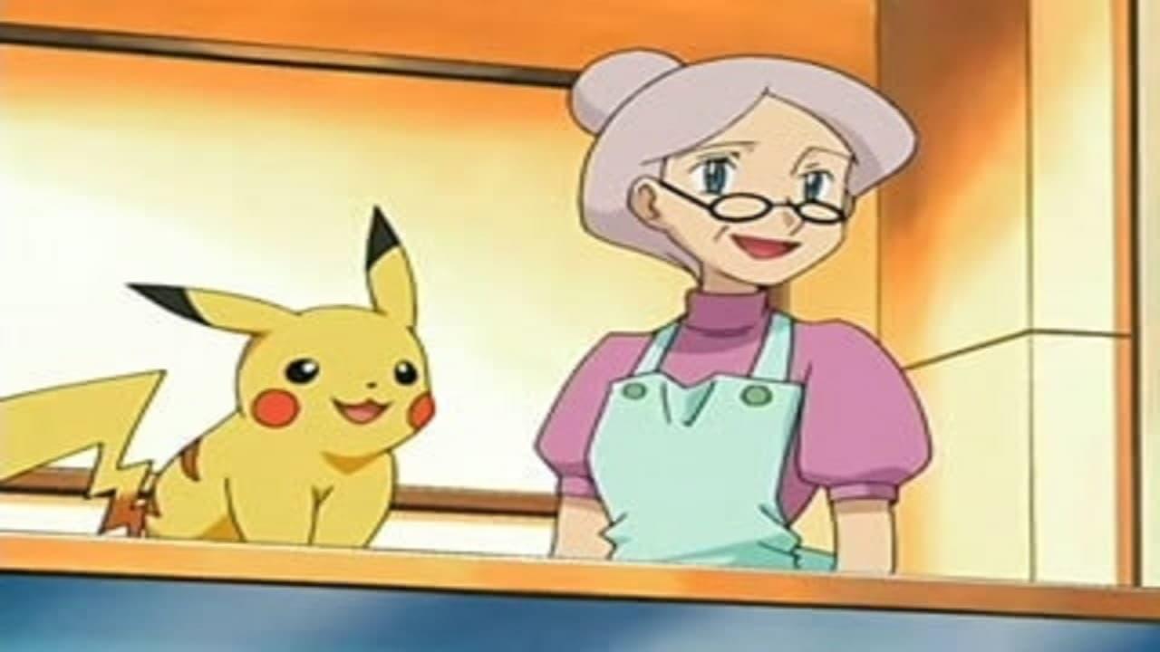 Pokémon Season 10 :Episode 24  Cooking Up a Sweet Story!