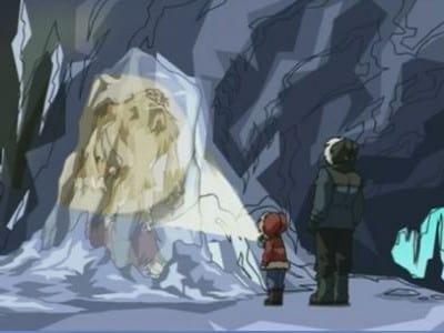 Jackie Chan Adventures Season 2 :Episode 22  Danger in the Deep Freeze