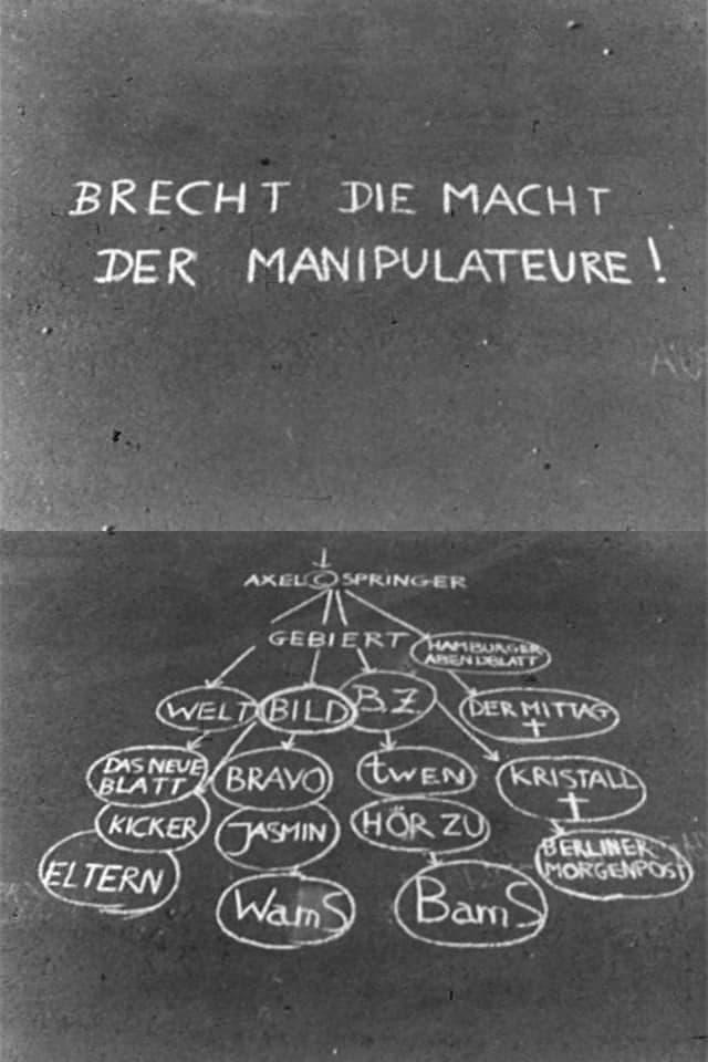 Break the Power of the Manipulators (1968)