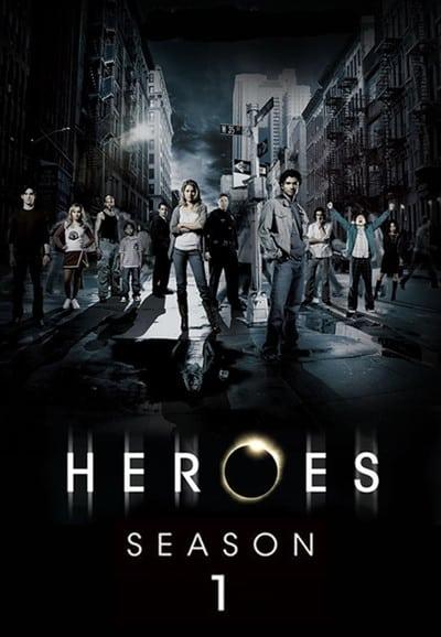 Heroes S1 (2006) Subtitle Indonesia