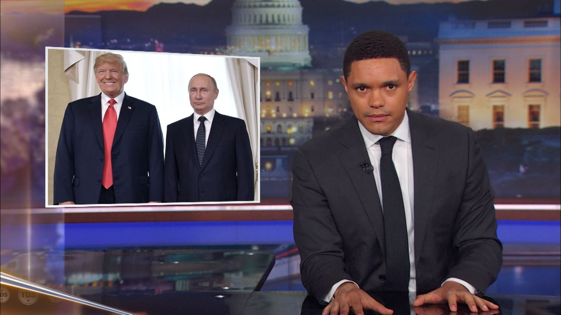 The Daily Show with Trevor Noah Season 24 :Episode 73  The Russian Scandal: The Creme de la Kremlin III