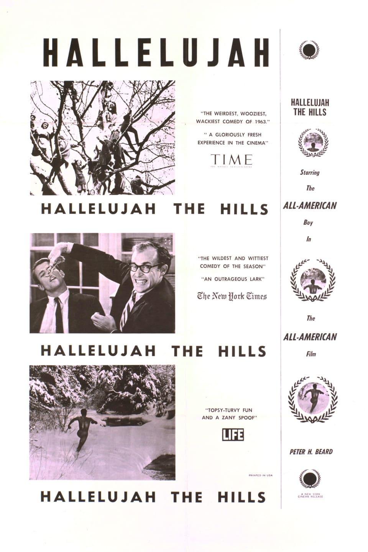 Hallelujah the Hills (1963)