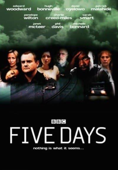 Póster Five Days – 1×03