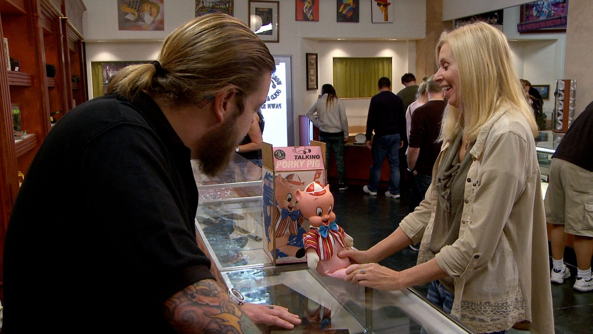 Pawn Stars Season 11 :Episode 19  Son of a Gun