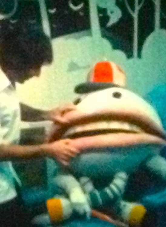 Big Mouth Goes to the Dentist (1980)