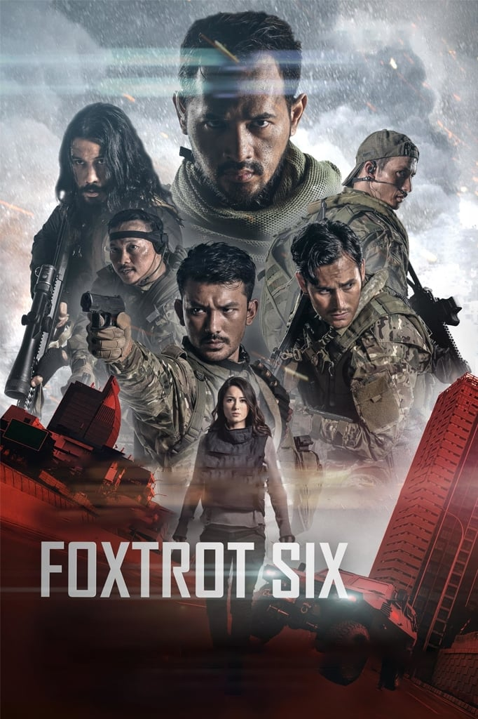 Watch Foxtrot Six Online